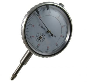 10mm indicator meetklok trabiss
